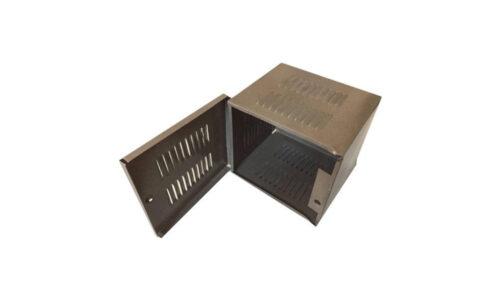 جعبه بلندگوی فلزی