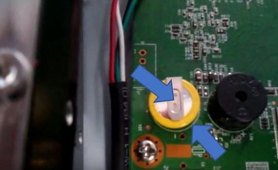 دی وی آر با باتری ثابت